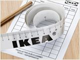 my list of furniture to get from ikea