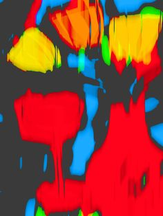 Celebration FujiFlex mounted On Aluminum Panel 45 X 60 inches Edition 4 + 1 Artists Proof $4500 Peterwhitestudio@mindspring.com Peter White, Celebration, Artists, Red, Rouge, Artist