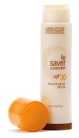 Lip Saver Sunscreen Broad Spectrum SPF 30, this product provides high protection for your lips. Includes antioxidant ingredients to help refresh and soothes
