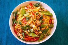 Singapore Style Noodles Recipe on Yummly