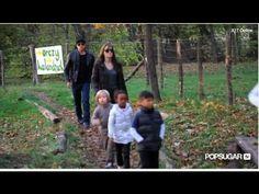 Brad Pitt, Angelina Jolie & Kids Play at the Park! - http://hagsharlotsheroines.com/?p=53141
