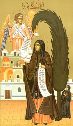 St Irene Chrysovolantou - Orthodox Church in America