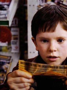 Charlie y la fabrica de chocolate #Ticket
