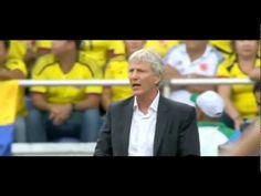 Rueda de prensa & El video motivacional de Jose Pékerman para la Selección Colombia
