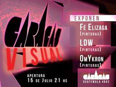 Caracas Visual - 15 de julio!!