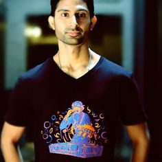 ICYMI our newest t.shirt is now online and available! DJ Singh Spin is being offered at a low introductory price! Black V Neck supersoft ring spun cotton.  Get it now before price goes up: brownmanclothing.com  Model: @rohmoh84  Makeup: @sana__mua  Hair: @fioriosalon  Photographer: @ethnicomm  #bebrown #desidj #singh #djsingh #vneck #onlinetshirts #brownmanclothing #desimodels #funkytshirts nkytshirts