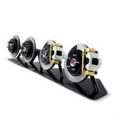 Dynatrac - ProGrip Performance Brake Kit - Fits 2007 to 2016 JK Wrangler, Rubicon and Unlimited - 4WheelParts.com