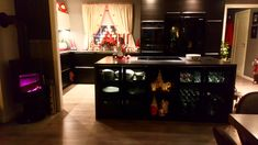 Liquor Cabinet, Vanity, Mirror, Storage, Furniture, Home Decor, Dressing Tables, Purse Storage, Powder Room