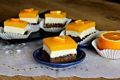 Fanta rezy s mascarpone - Mňamky-Recepty. I Love Food, Good Food, Romanian Desserts, Toast Sandwich, Tiramisu, Great Recipes, Ale, Sandwiches, Cheesecake