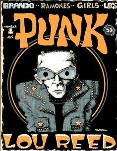 Punk | Revista Punk | Púrpura