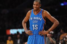 "NBA Report: Kevin Durant Prefers to Join Lakers if He Leaves OKC- http://getmybuzzup.com/wp-content/uploads/2015/09/524118-thumb.png- http://getmybuzzup.com/kevin-durant-prefers-to-join-lakers/- By Shay Marie It was only a matter of time… Practically every upcoming free agent is always linked to the Lakers at some point and now we have Kevin Durant. It's been reported that Durant is heavily leaning towards remaining with the Oklahoma City Thunder and the ""homecoming"