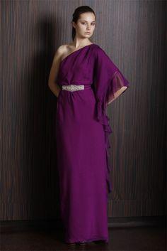 Badgley Mischka | Resort 2010 Collection | Style.com
