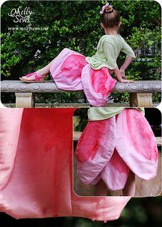Tulip skirt tutorial