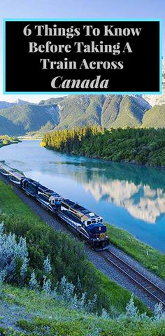 travel idea canada Thinking of taking a train across Canada Heres what you need to know about train booking, how long the train takes, and more tips for traveling Via Rail Canada Tourism, Canada Travel, Canada Canada, Visit Canada, Canada Trip, Visit Usa, Travel Usa, Places To Travel, Travel Destinations