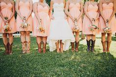 Rustic Arizona Backyard Wedding - Fab You Bliss