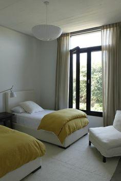 Dormitorio de Estudio Didot