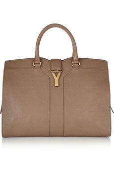 saint laurent bags sale - Yves Saint Laurent Large Cabas Chyc leather tote | All Handbag ...