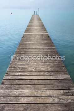 #Jetty At #Lake #Attersee @depositphotos #depositphotos #nature #landsacpe #austria #salzkammergut #travel #holidays #vacation #sightseeing #leisure #outdoor #mountains #season #summer #panorama #view #wonderful #beautiful #bluesky #stock #photo #portfolio #download #hires #royaltyfree