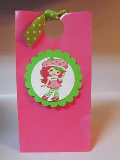 12 Strawberry Shortcake Birthday Party by KhloesKustomKreation, $18.00