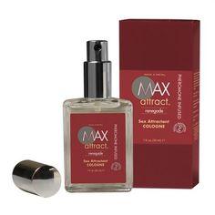 Max 4 Men Max Attract Pheromone Cologne - Renegade - 1 Oz.