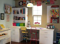 School Rooms, Custom Desks, Play Room