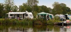 Camping Cheque - Camping Kuilart 5* Friesland - Kamperen aan het WATER