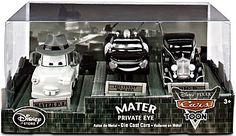 Disney / Pixar CARS TOON Exclusive 148 Die Cast Car 3Pack Maters Private Eye Mater P.I., Lieutenant McQueen Big D Disney Interactive Studios http://www.amazon.com/dp/B008MMIF4G/ref=cm_sw_r_pi_dp_5XGMtb0NWFHAH363