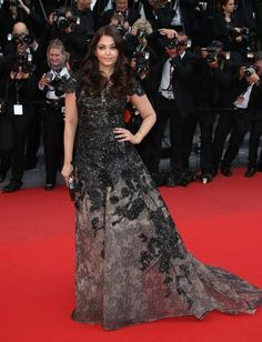 Aishwarya Rai Bachchan at the premiere of 'Inside Llewyn Davis' at the Cannes Film Festival | PINKVILLA