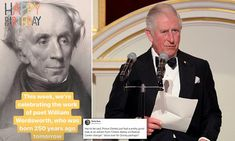 Radio 4 listeners praise Prince Charles' 'beautiful' reading of Wordsworth Dear Sister, My Dear Friend, Here I Stand, Animal Movement, William Wordsworth, Wild Eyes, Duchess Of Cornwall, Guys Be Like, Prince Charles