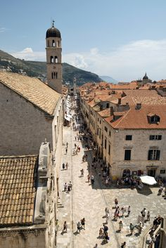 Dubrovnik - Croaita (von Curtis Gregory Perry)