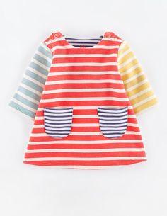 Cosy Sweatshirt Dress 73164 Dresses at Boden
