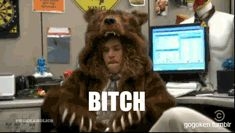 What dreams are made of. BITCH BETTER HAVE MY HONEY #gif #Workaholics #Blake