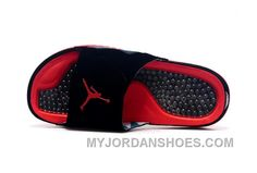 548f12309e36 Jordan Hydro VII Retro 7 Hare Men Sliders Black Red 40-47 XzmCS