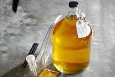 It's been called a precursor to all fermented drinks, and there's a reason for that: it's easy to make. So easy, in fact, that you can do it at home. This Homemade Mead Kit ($60) includes everything you need.