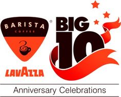 Another cool 10th anniversary logo.