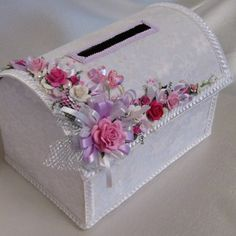 Trinket Boxes, Wedding Accessories, Decorative Boxes, Ideas, Crafts, Home Decor, Themed Weddings, Letter Boxes, Fiestas