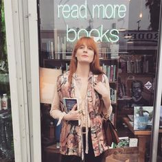 GIRLBOSS MOOD: Read more books! // Inspiration Florence and the Machine Book Club