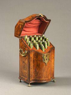 George III knife box