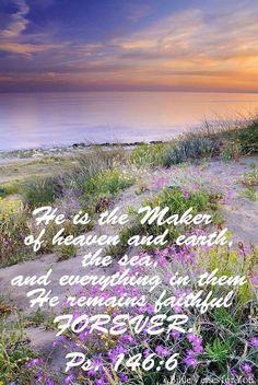 PSALM  146:6