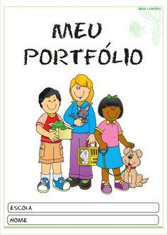 Modelo de Portfólio Educação Infantil                                                                                                                                                                                 Mais