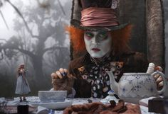 Mad Hatter, Alice in wonderland is my favorite Disney movie ever!