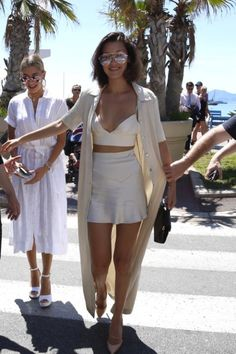 Summer outfit ideas for 2017: Bella Hadid. (slide 1)
