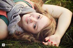 the lovely Lana! outdoor senior photography