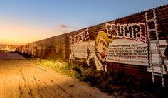 Trump no tiene el dinero necesario para el muro fronterizo