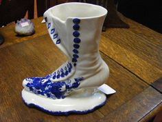 Clinchfield Artware Pottery Cash family