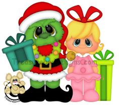 Grouch & Lou Lou - Treasure Box Designs Patterns & Cutting Files (SVG,WPC,GSD,DXF,AI,JPEG)