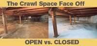 Easy to install crawl space vapor barrier Viper CS. Keep ...