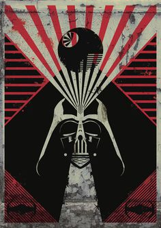Obey Vader  Created by Jonathan Sobota