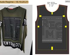 Boys T Shirts, My Works, New Work, Behance, Profile, Fancy, Gallery, Tees, Coat