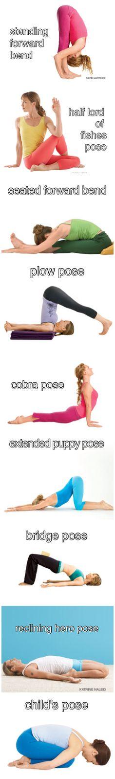 Nighttime Yoga routine!! By Cara!